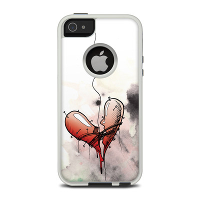 OtterBox Commuter iPhone 5 Case Skin - Blood Ties