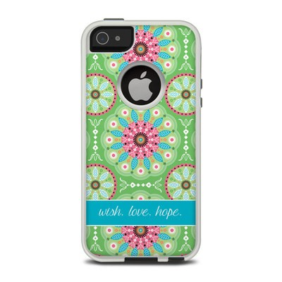 OtterBox Commuter iPhone 5 Case Skin - Boho