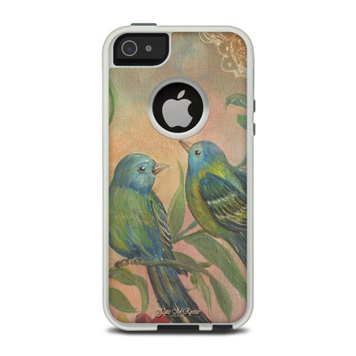 OtterBox Commuter iPhone 5 Case Skin - Splendid Botanical