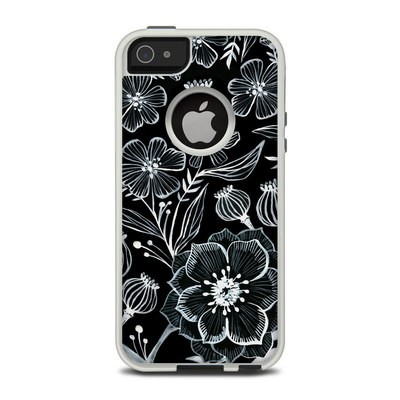 OtterBox Commuter iPhone 5 Case Skin - Botanika