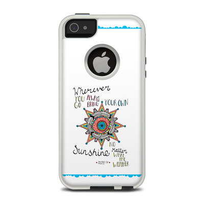OtterBox Commuter iPhone 5 Case Skin - Bring Your Own