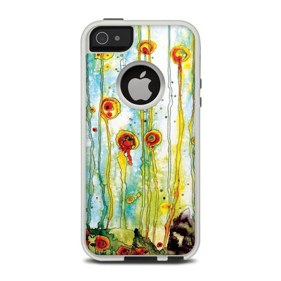 OtterBox Commuter iPhone 5 Case Skin - Beneath The Surface