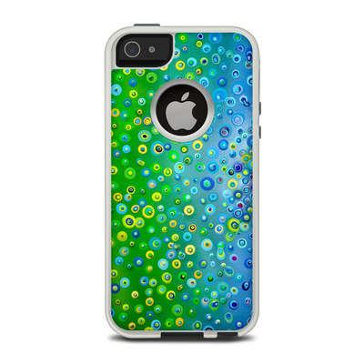 OtterBox Commuter iPhone 5 Case Skin - Bubblicious