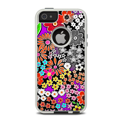 OtterBox Commuter iPhone 5 Case Skin - A Burst of Color