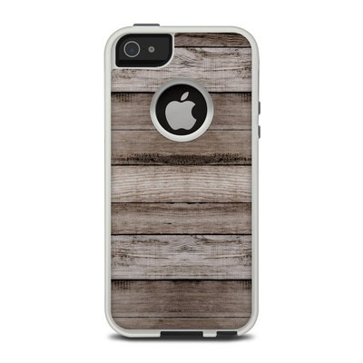 OtterBox Commuter iPhone 5 Case Skin - Barn Wood