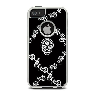 OtterBox Commuter iPhone 5 Case Skin - Calavera Lattice