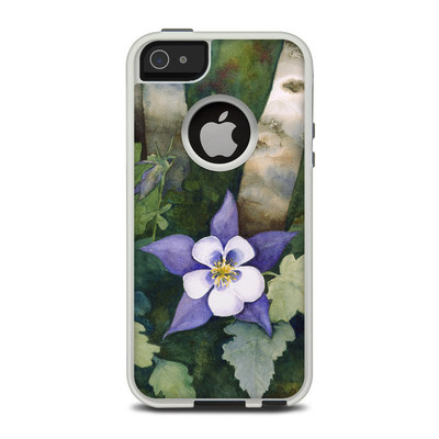 OtterBox Commuter iPhone 5 Case Skin - Colorado Columbines