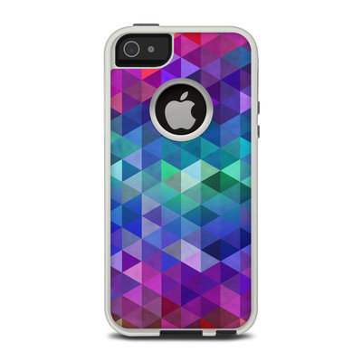 OtterBox Commuter iPhone 5 Case Skin - Charmed
