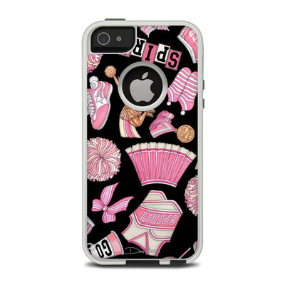 OtterBox Commuter iPhone 5 Case Skin - Cheerleader