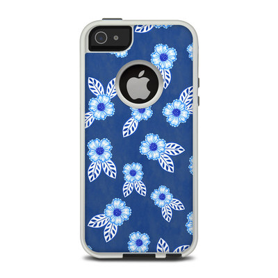 OtterBox Commuter iPhone 5 Case Skin - China Blue