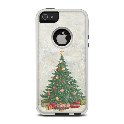 OtterBox Commuter iPhone 5 Case Skin - Christmas Wonderland