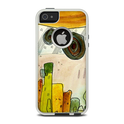 OtterBox Commuter iPhone 5 Case Skin - City Life