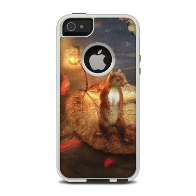 OtterBox Commuter iPhone 5 Case Skin - Columbus