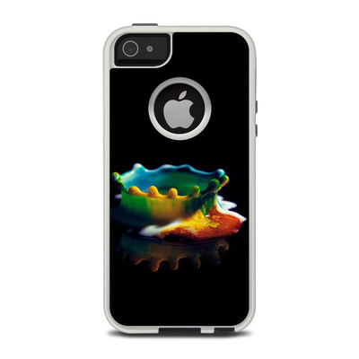 OtterBox Commuter iPhone 5 Case Skin - Colored Crown