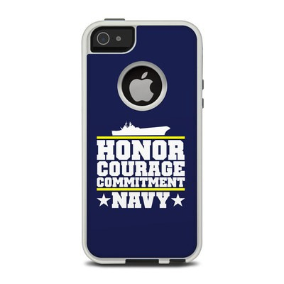 OtterBox Commuter iPhone 5 Case Skin - Commitment