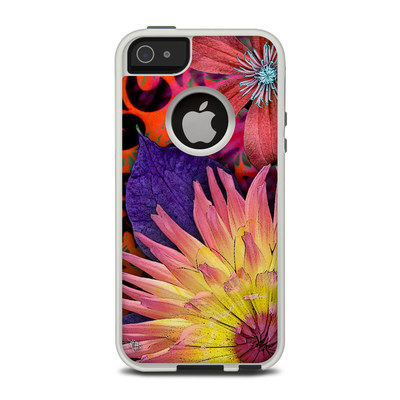 OtterBox Commuter iPhone 5 Case Skin - Cosmic Damask