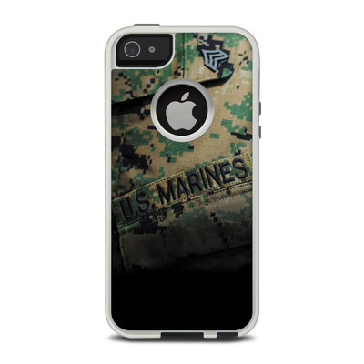 OtterBox Commuter iPhone 5 Case Skin - Courage