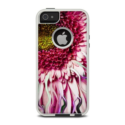 OtterBox Commuter iPhone 5 Case Skin - Crazy Daisy
