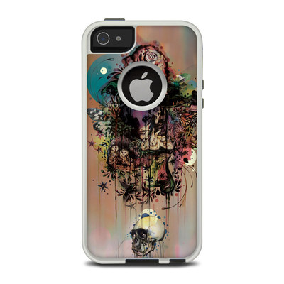 OtterBox Commuter iPhone 5 Case Skin - Doom and Bloom