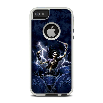 OtterBox Commuter iPhone 5 Case Skin - Death Drummer