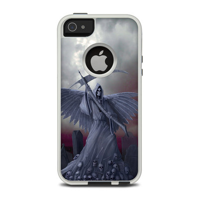OtterBox Commuter iPhone 5 Case Skin - Death on Hold