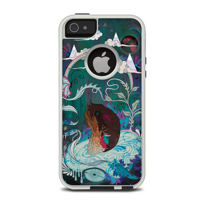 OtterBox Commuter iPhone 5 Case Skin - Distraction