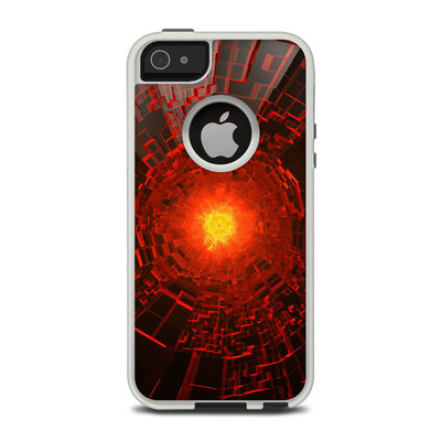 OtterBox Commuter iPhone 5 Case Skin - Divisor