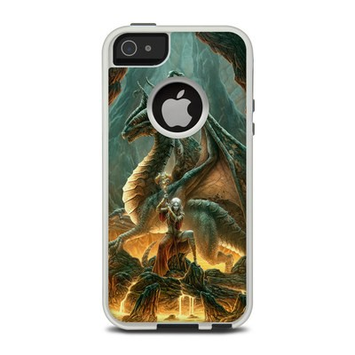 OtterBox Commuter iPhone 5 Case Skin - Dragon Mage