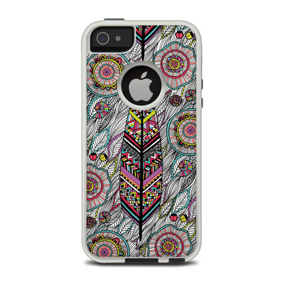 OtterBox Commuter iPhone 5 Case Skin - Dream Feather