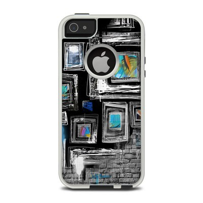 OtterBox Commuter iPhone 5 Case Skin - Dripping Walls