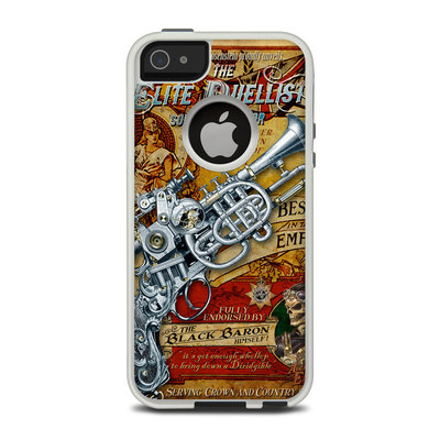 OtterBox Commuter iPhone 5 Case Skin - The Duelist