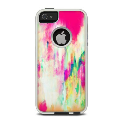 OtterBox Commuter iPhone 5 Case Skin - Electric Haze