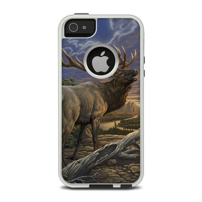 OtterBox Commuter iPhone 5 Case Skin - Elk