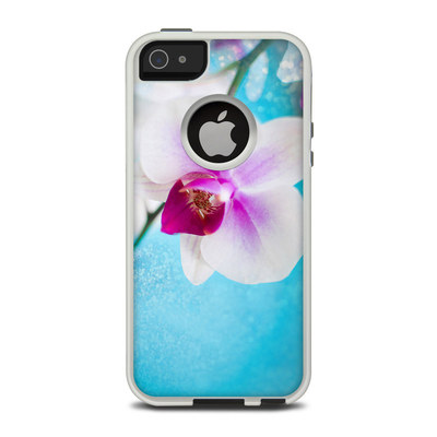 OtterBox Commuter iPhone 5 Case Skin - Eva's Flower