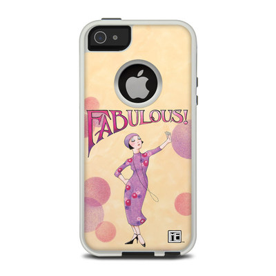 OtterBox Commuter iPhone 5 Case Skin - Fabulous