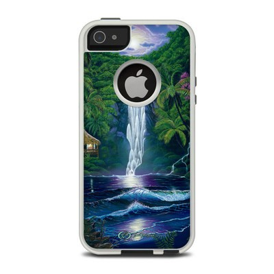 OtterBox Commuter iPhone 5 Case Skin - In The Falls Of Light