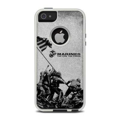 OtterBox Commuter iPhone 5 Case Skin - Flag Raise