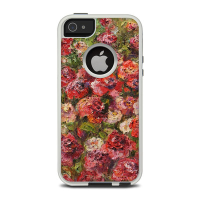 OtterBox Commuter iPhone 5 Case Skin - Fleurs Sauvages