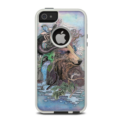 OtterBox Commuter iPhone 5 Case Skin - Forest Warden