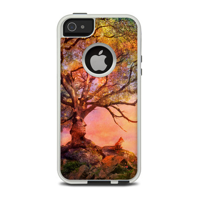 OtterBox Commuter iPhone 5 Case Skin - Fox Sunset