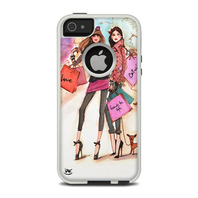 OtterBox Commuter iPhone 5 Case Skin - Gallaria
