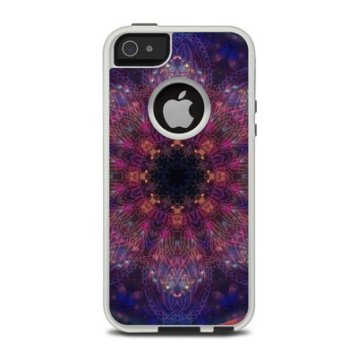 OtterBox Commuter iPhone 5 Case Skin - Galactic Mandala
