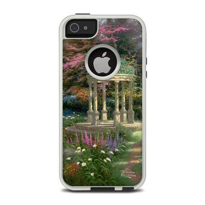 OtterBox Commuter iPhone 5 Case Skin - Garden Of Prayer