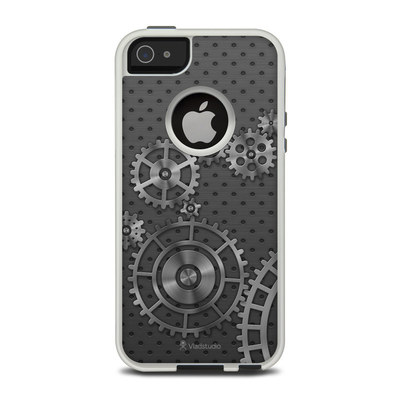 OtterBox Commuter iPhone 5 Case Skin - Gear Wheel