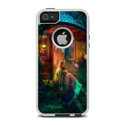OtterBox Commuter iPhone 5 Case Skin - Gypsy Firefly