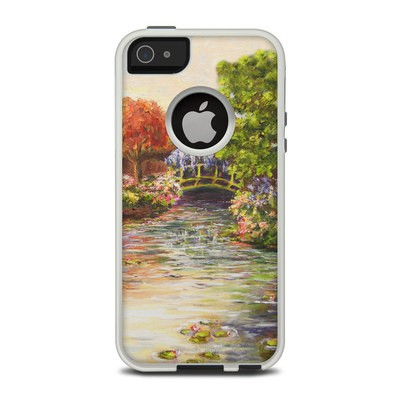 OtterBox Commuter iPhone 5 Case Skin - Giverny Forever