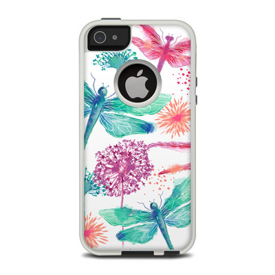OtterBox Commuter iPhone 5 Case Skin - Gossamer
