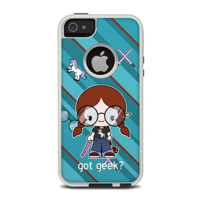 OtterBox Commuter iPhone 5 Case Skin - Got Geek