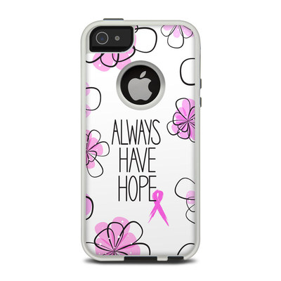 OtterBox Commuter iPhone 5 Case Skin - Always Have Hope