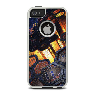 OtterBox Commuter iPhone 5 Case Skin - Hivemind